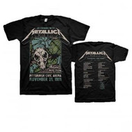 Metallica | Pittsburgh Arena | Mens T-shirt |