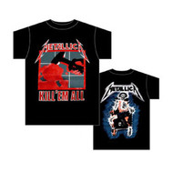 Metallica |  Kill Em All | Mens T-shirt |