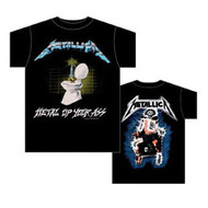 Metallica - Metal Up Your Ass - Mens - Tshirt