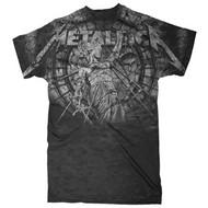 Metallica   Stone Justice   Mens T-shirt  