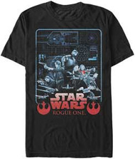 Star Wars Rogue One - Got Plans - Mens T-shirt