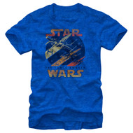 Star Wars - The Force Awakens - Galactic - Mens T-shirt