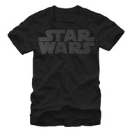 Star Wars - Simplest Logo - Mens T-shirt