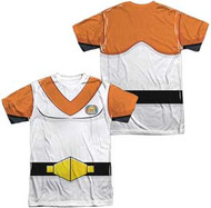 Voltron - Hunk Costume - Mens Sublimated Tee