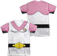 Voltron - Allura Costume - Mens Sublimated Tee