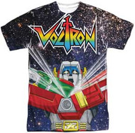 Voltron - Space Defender - Mens Sublimated Tee