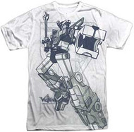 Voltron - Defender - Mens Sublimated Tee