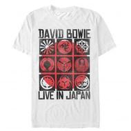 David Bowie - Japan - Mens - T-shirt
