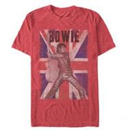 David Bowie - Union - Mens - T-shirt
