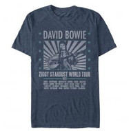 David Bowie - Inverted Poster - Mens - T-shirt