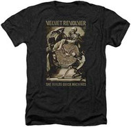 Velvet Revolver - Quick Machines - Mens Heather - T-shirt