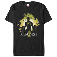 Iron Fist - Blob- Mens - T-shirt