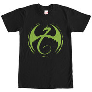 Iron Fist - Iron Fist Logo - Mens - T-shirt