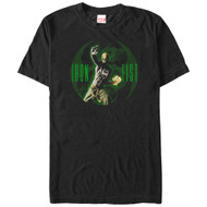 Iron Fist - Iron Fist Glowing - Mens - T-shirt