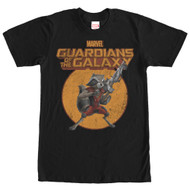 Guardians of the Galaxy - Rocket Is Cool - Mens T-shirt