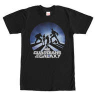 Guardians of the Galaxy - Shadow Guardians - Mens T-shirt