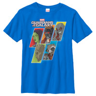 Guardians of the Galaxy - Slant Guardian - Youth T-shirt