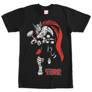 Thor - Red All Over - Mens T-shirt