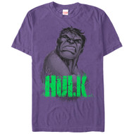 Hulk - Sketched - Mens T-shirt