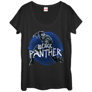Black Panther - Panther Stance - Mens T-shirt