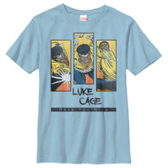 Luke Cage - Hero For Hire - Youth - T-shirt