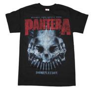 Pantera - Domination - Distressed - Mens T-shirt