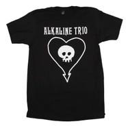 Alkaline Trio - Classic Heartskull - Mens T-shirt