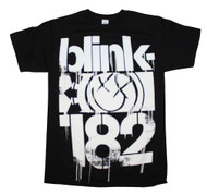 Blink 182 - Three Bars - Mens T-shirt