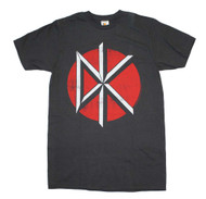 Dead Kennedys - Distressed Logo - Mens T-shirt