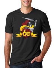 Pi Alpha Nu - 60th Logo - Mens T-shirt