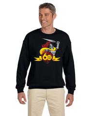 Pi Alpha Nu - 60th Logo - Mens Sweatshirt
