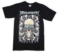 Megadeth - Red Bones - Mens - Tshirt