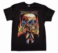 Megadeth - Vic Rattlehead - Mens - Tshirt