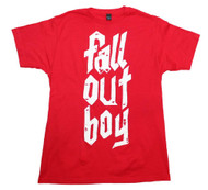 Fall Out Boy - Metal Stack - Mens - T-shirt