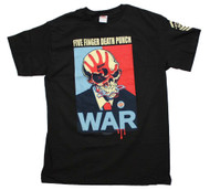 Five Finger Death Punch - War - Mens - T-shirt