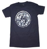 Foo Fighters - City Circle Logo - Mens - T-shirt