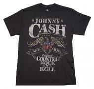 Johnny Cash - Country - Mens - T-shirt