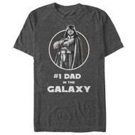Star Wars - Number One Dad - Mens T-shirt