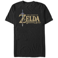 Nintendo - Breath Logo - Men's T-shirt