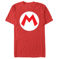 Nintendo - Mario Icon - Men's T-shirt