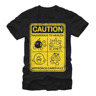Nintendo - Caution - Men's T-shirt