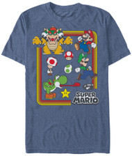 Nintendo - Mario Collection - Men's T-shirt