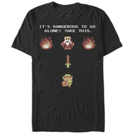 Nintendo - Be Prepared - Men's T-shirt