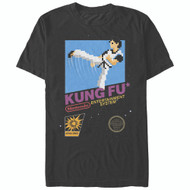 Nintendo - Kung Fu - Men's T-shirt