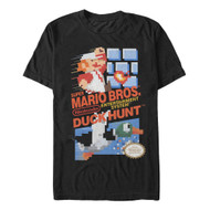 Nintendo - Mario Hunt - Men's T-shirt