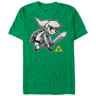 Nintendo - Links Brave - Men's T-shirt