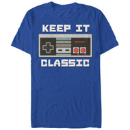 Nintendo - Keep It Classic - Men's T-shirt