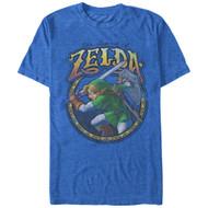 Nintendo - Groove Link - Men's T-shirt