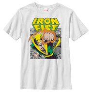 Iron Fist - Iron Punch - Youth T-shirt