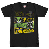 Iron Fist - Iron Tri  - Mens T-shirt
